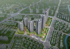 대방건설, '양주회천신도시 노블랜드 센트럴시티' 4월 10일 GRAND OPEN
